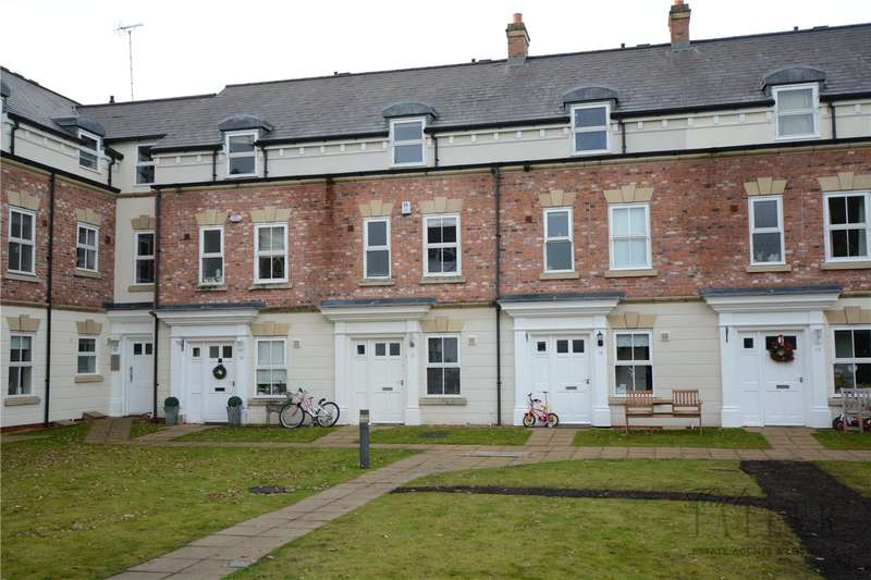 3 Bedrooms Terraced House for sale in Chester High Road, Thornton Hough, Cheshire