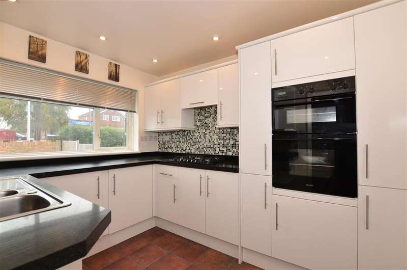 4 Bedrooms Detached House for sale in Victoria Road, Walderslade, Chatham, Kent
