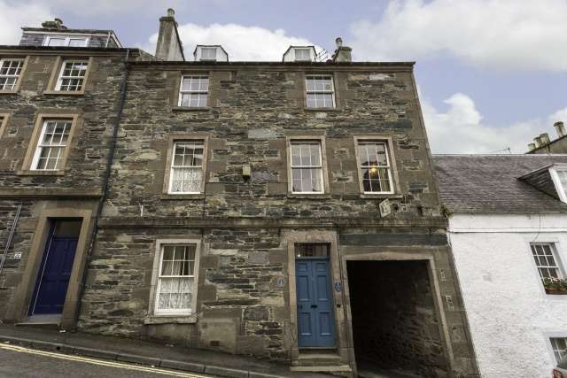 4 Bedrooms Town House for sale in 5 Brae Street, Dunkeld, Perth, Perthshire, PH8 0BA