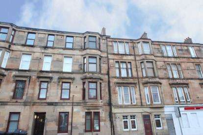 1 Bedroom Flat for sale in McKerrell Street, Paisley, Renfrewshire
