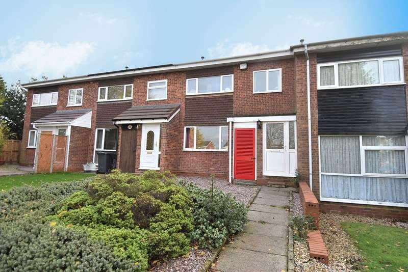 3 Bedrooms Terraced House for sale in Pennine Road, Bromsgrove