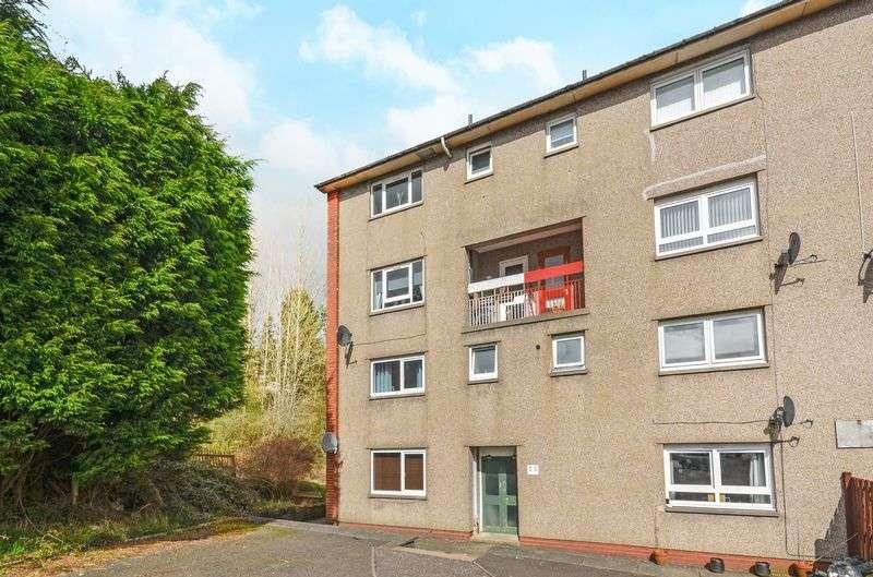 3 Bedrooms Maisonette Flat for sale in John Wilson Drive, Kilsyth