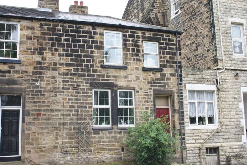 3 Bedrooms Terraced House for sale in Barnsley Road, Ackworth