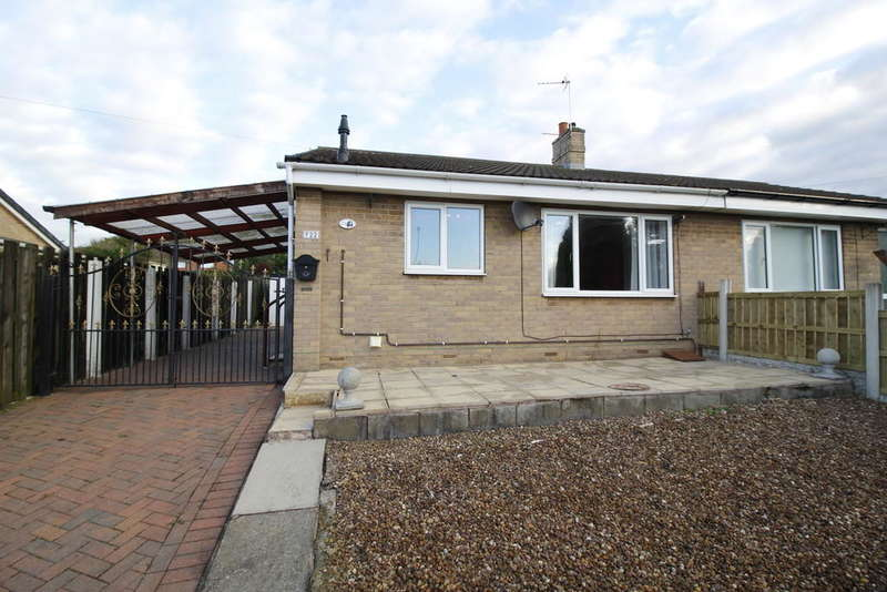 2 Bedrooms Detached House for sale in Barnsdale Way, Upton