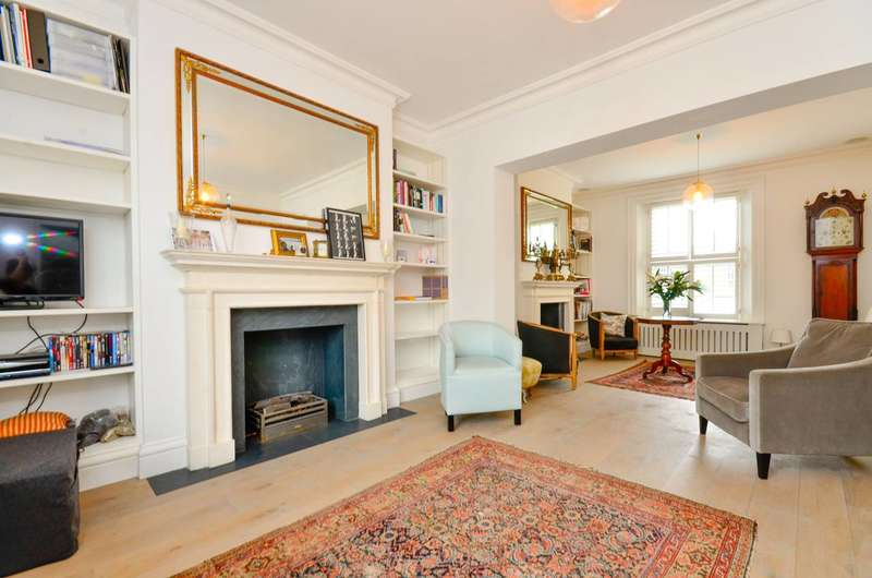 4 Bedrooms House for sale in Castelnau, Barnes, SW13