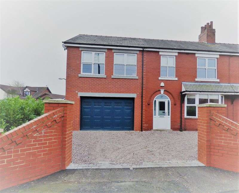 5 Bedrooms Semi Detached House for sale in Parr Lane, Eccleston
