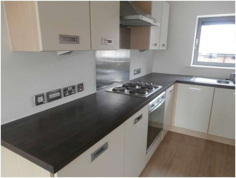 2 Bedrooms Apartment Flat for sale in City Centre, Wolverhampton