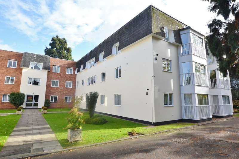 2 Bedrooms Apartment Flat for sale in Ambassador Court, Leamington Spa