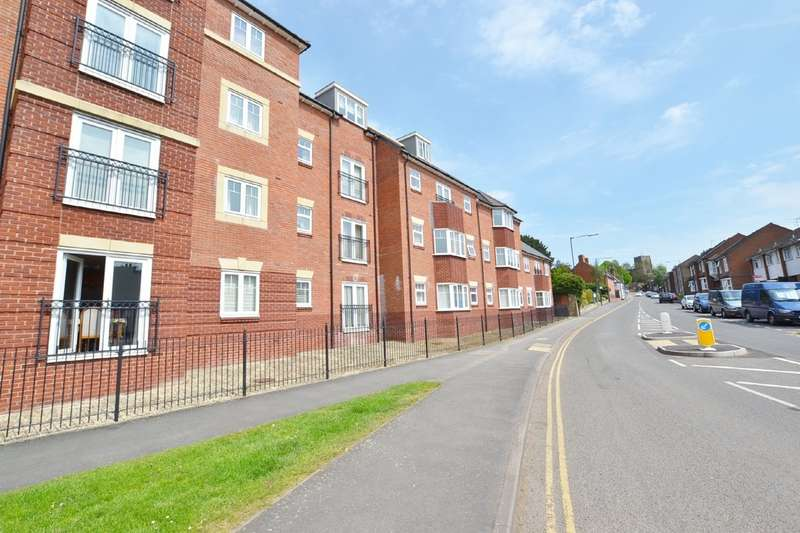 2 Bedrooms Apartment Flat for sale in Bread & Meat Close