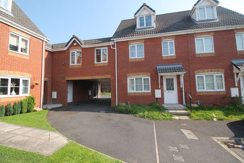 3 Bedrooms Town House for sale in Chadlers Way, Sutton Manor, St Helens
