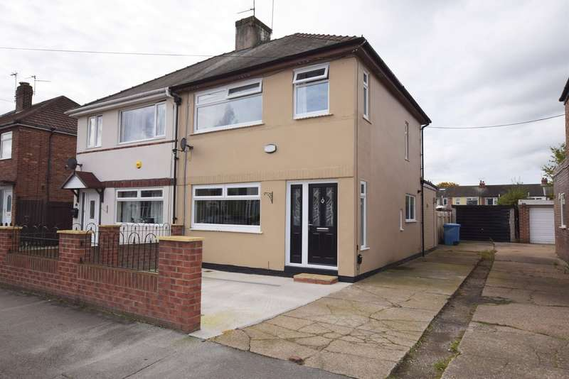 3 Bedrooms Semi Detached House for sale in East Riding Of Yorkshire, England