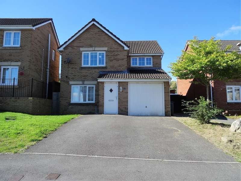 3 Bedrooms Detached House for sale in Pen Cerrig Rise, Brecon View Park
