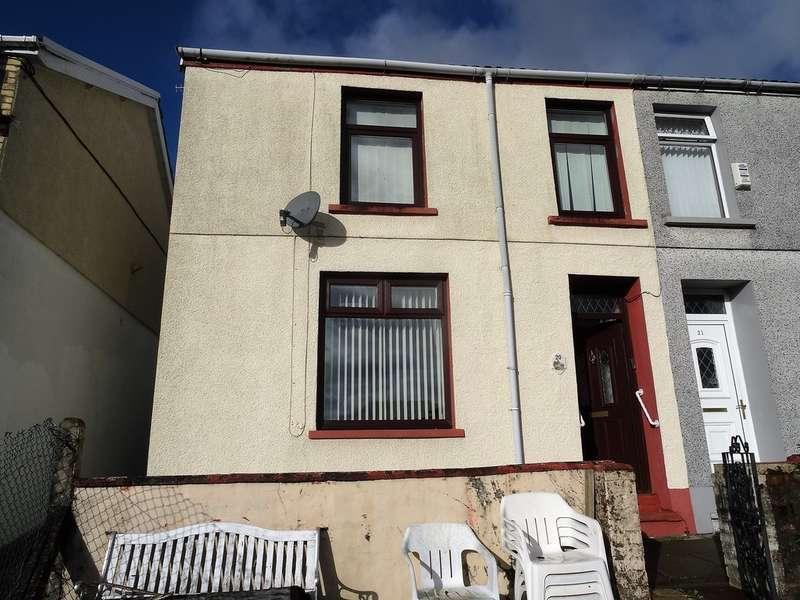 3 Bedrooms End Of Terrace House for sale in Penydarren, Merthyr Tydfil
