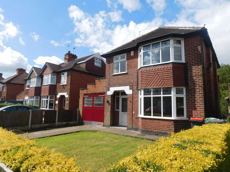 3 Bedrooms Detached House for sale in Quarrydale Avenue, Sutton In Ashfield