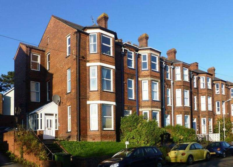 1 Bedroom Apartment Flat for sale in 18 Blackall Road , Exeter