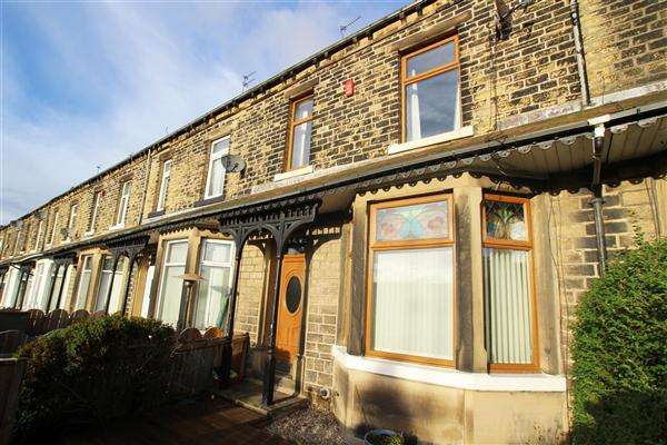 4 Bedrooms Terraced House for sale in Hollins Bank, Tuel Lane, Sowerby Bridge