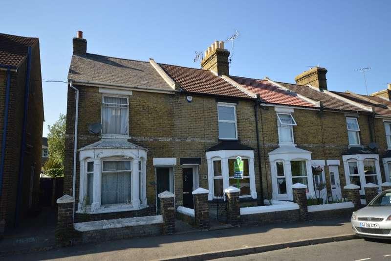 2 Bedrooms Property for sale in Saxon Road, Faversham, ME13