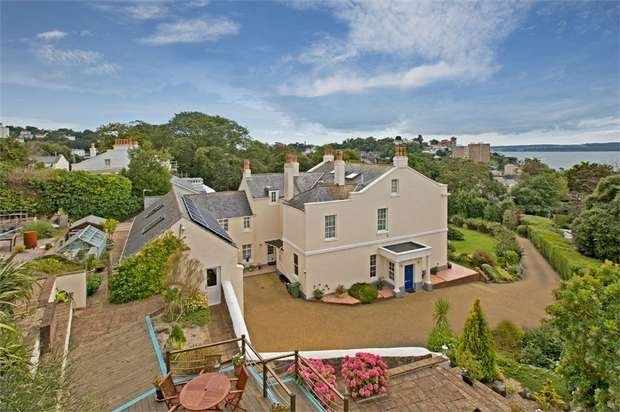 4 Bedrooms Detached House for sale in Braddons Hill Road East, Torquay, Devon