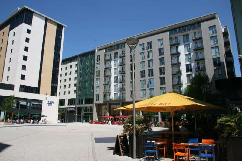 1 Bedroom Apartment Flat for sale in Milton Keynes