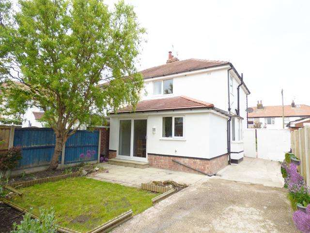 3 Bedrooms Semi Detached House for sale in Rington Avenue, Carleton, Poulton le Fylde, Lancashire, FY6 7NR