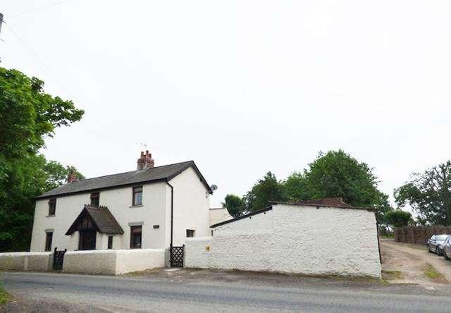 4 Bedrooms Detached House for sale in Sower Carr Lane, Hambleton, Lancashire, FY6 9DJ