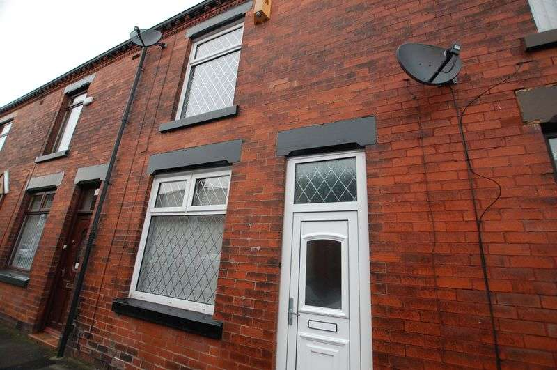2 Bedrooms Terraced House for sale in Farnworth, Bolton