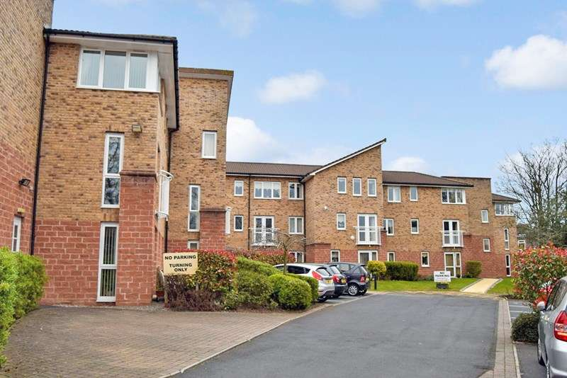 1 Bedroom Retirement Property for sale in Roby Court, Liverpool, L36 4NA