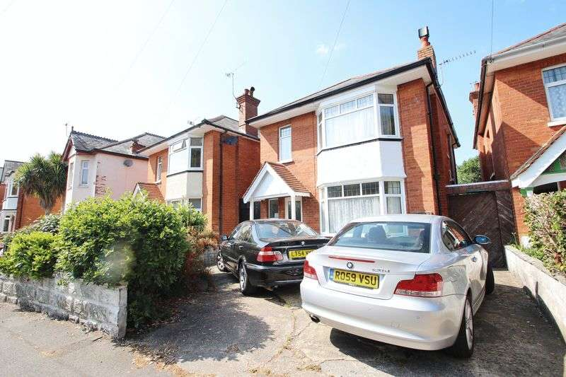 5 Bedrooms Detached House for rent in Vicarage Road, Bournemouth