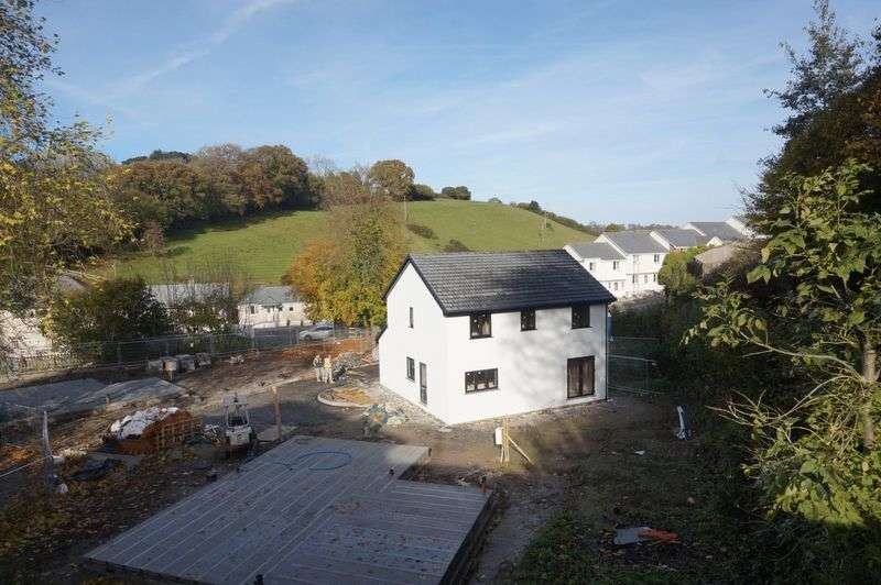 4 Bedrooms Detached House for sale in Lynher, Kew an Chapel, Chapel Hill, Launceston