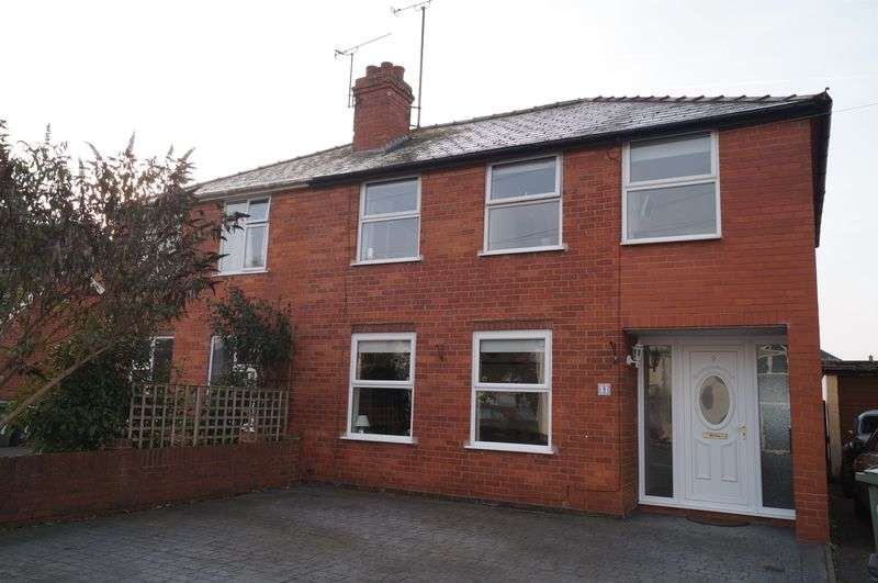 4 Bedrooms Semi Detached House for sale in Kingscroft Road, Hucclecote, Gloucester