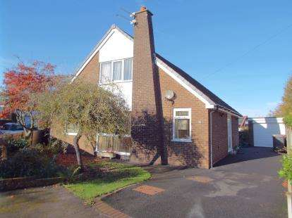 3 Bedrooms Bungalow for sale in The Croft, Goosnargh, Preston, Lancashire, PR3