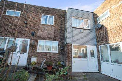4 Bedrooms Terraced House for sale in Copenhagen Close, Luton, Bedfordshire
