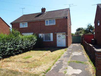 3 Bedrooms Semi Detached House for sale in Brooklands Drive, Leighton Buzzard, Bedfordshire