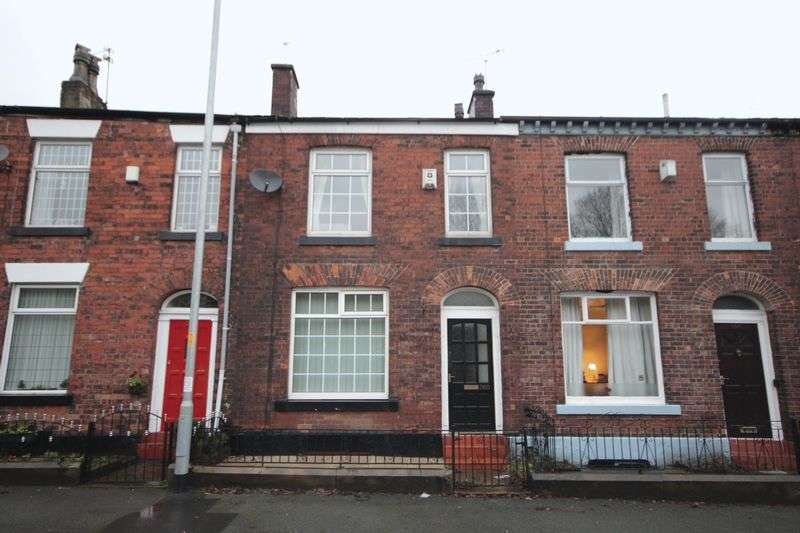 3 Bedrooms Terraced House for sale in BURY ROAD, Oakenrod, Rochdale OL11 4EB