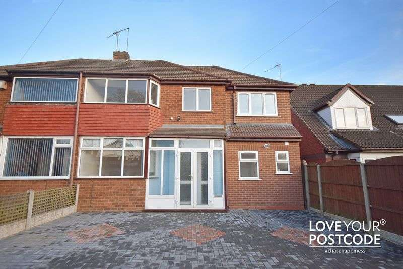 4 Bedrooms Semi Detached House for sale in Morris Street, West Bromwich, B70 7SN