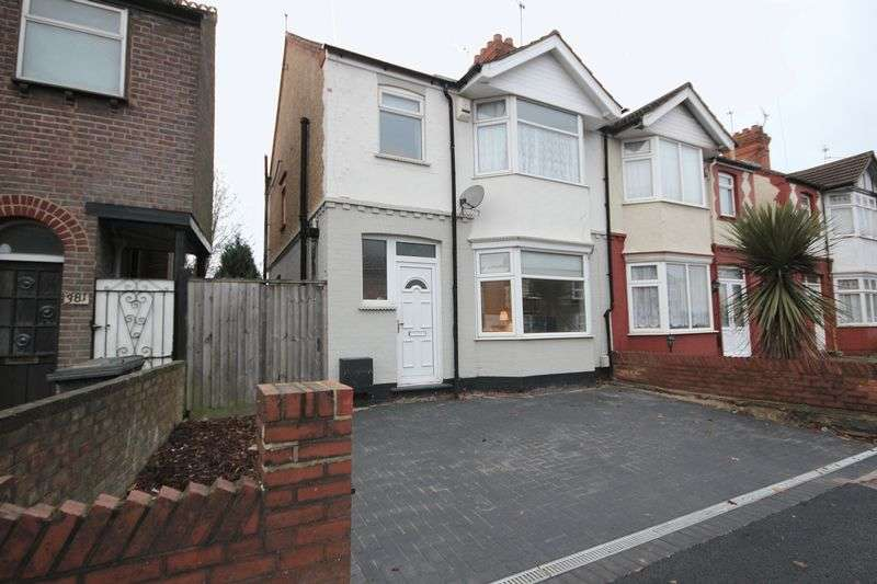 4 Bedrooms Semi Detached House for sale in Round Green