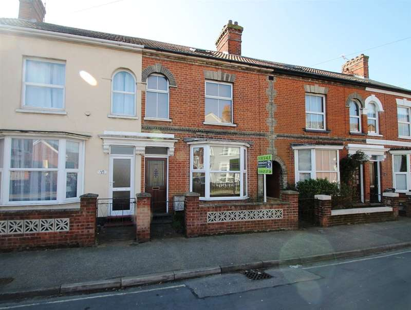 4 Bedrooms House for sale in Cobbold Road, Felixstowe