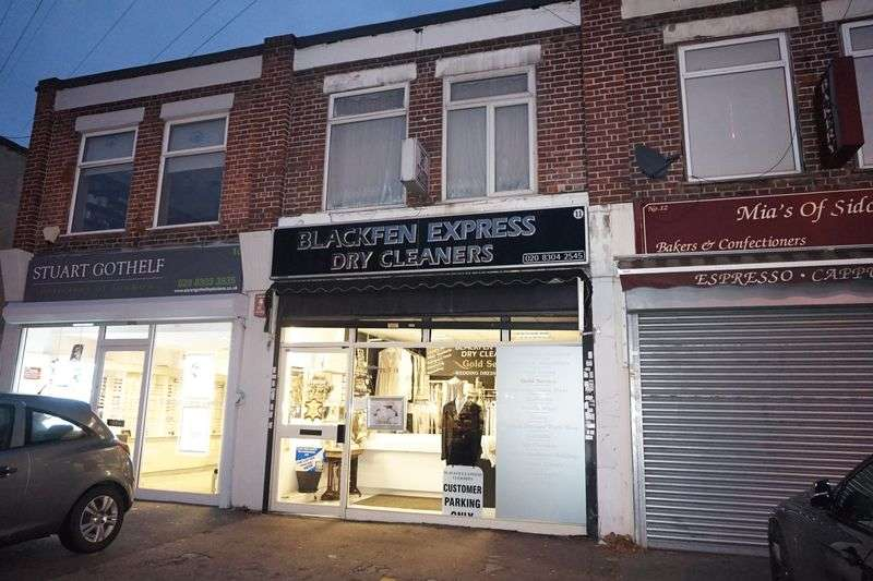 Property for sale in Blackfen Road, Sidcup