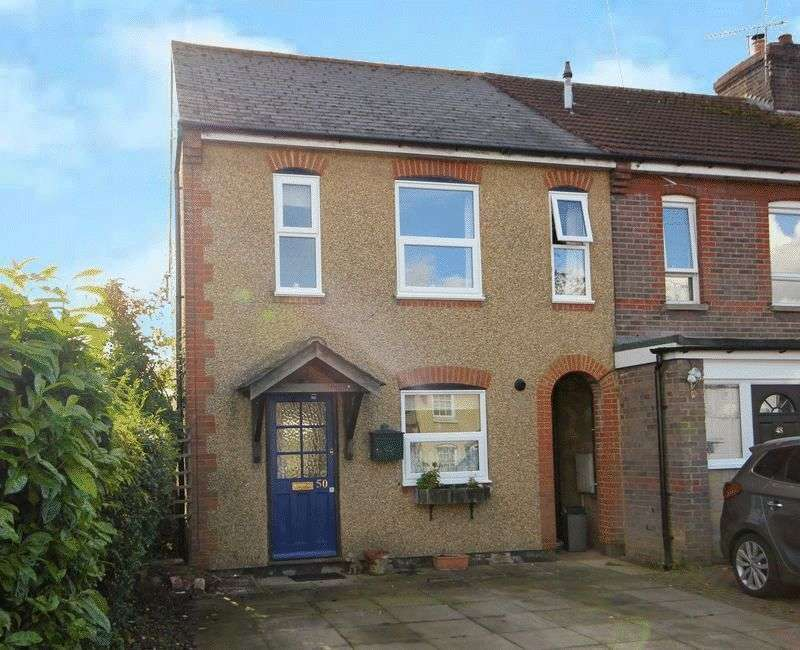 3 Bedrooms Terraced House for sale in Front Street, Slip End