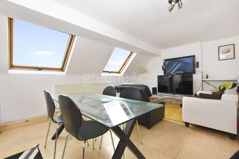 2 Bedrooms Flat for sale in Elgin Avenue, Maida Vale, London, W9