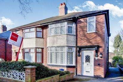 3 Bedrooms Semi Detached House for sale in Kelvin Avenue, Stoke-On-Trent, Staffordshire, Bircheshead