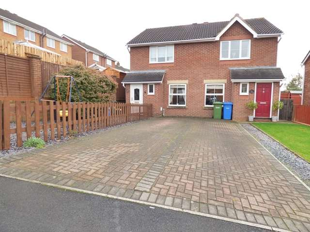 3 Bedrooms Semi Detached House for sale in Paradise Close, Whittle-le-Woods, Nr Chorley, PR6