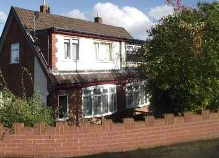 3 Bedrooms Semi Detached House for sale in Lon Goed, Holywell, Clwyd, CH8 7PG