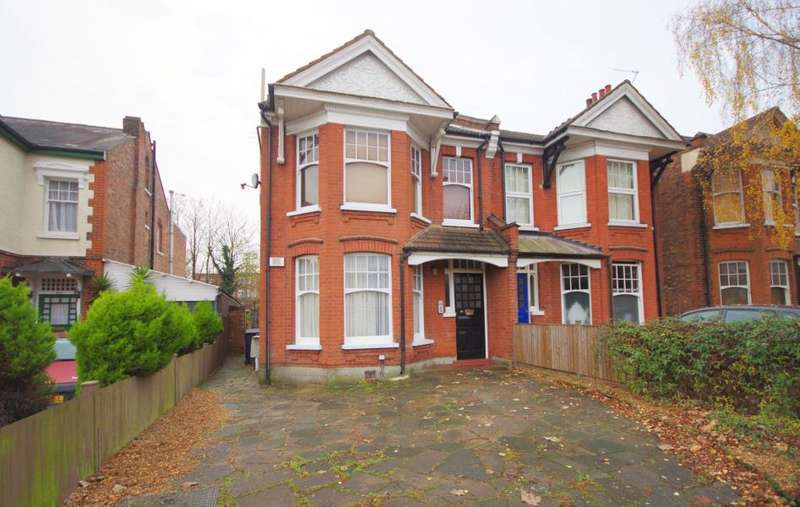 2 Bedrooms Flat for sale in GRANVILLE ROAD, FINCHLEY, N12