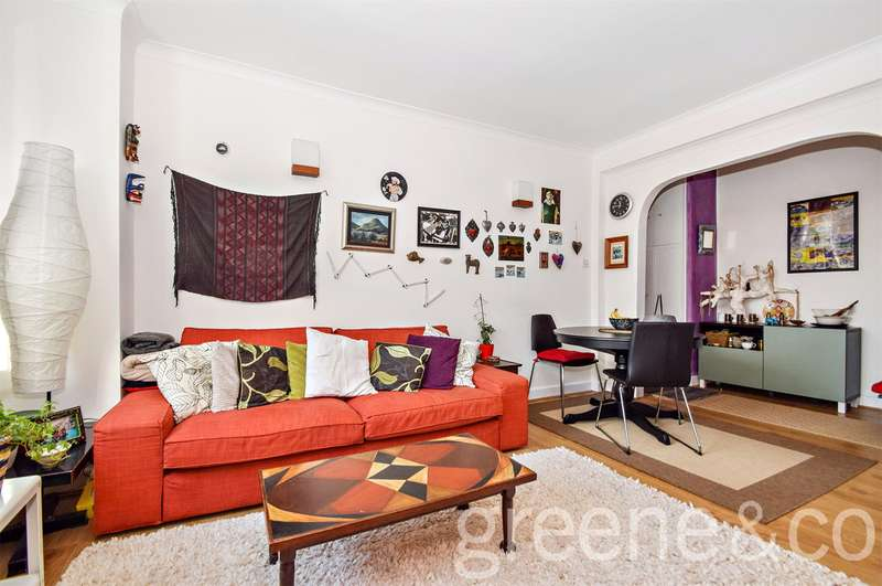 3 Bedrooms Flat for sale in Highcroft, North Hill, Highgate, London, N6