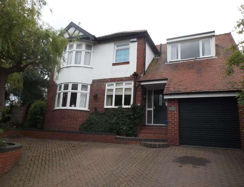 4 Bedrooms Detached House for sale in Creswick Lane, Grenoside, Sheffield, S35