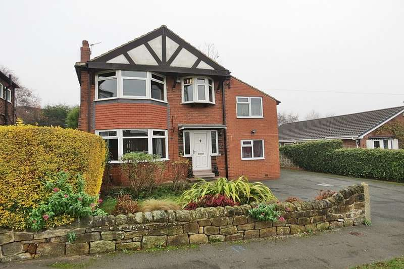 4 Bedrooms Detached House for sale in The Quarry, Leeds, LS17