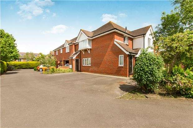 2 Bedrooms Flat for sale in Heron Court, North Quay, ABINGDON, Oxfordshire, OX14 5RT