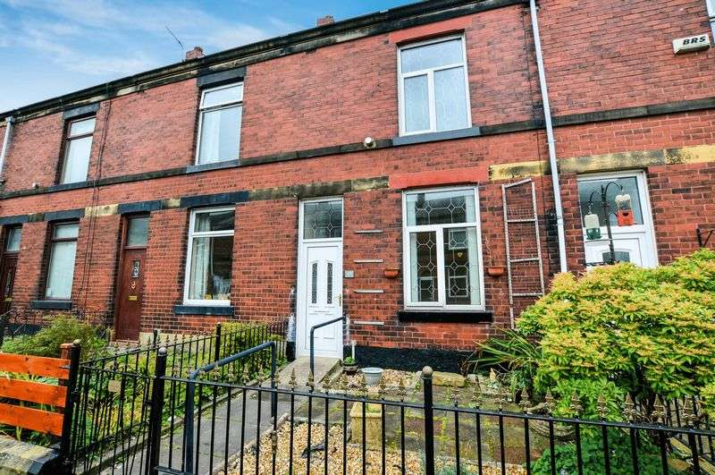 2 Bedrooms Terraced House for sale in Hayward Street, Bury