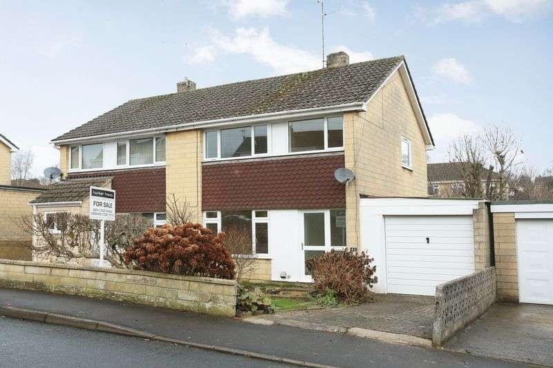 3 Bedrooms Semi Detached House for sale in West Park Road, Corsham